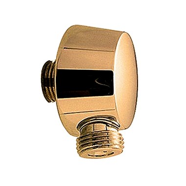 Tre Mercati Standard Wall Outlet - Antique Gold