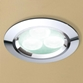 HIB Cool White LED Chrome Showerlight