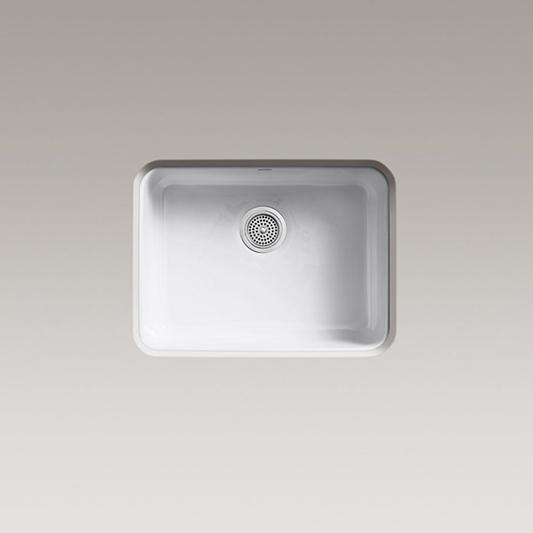 Kohler Iron Tones Single Bowl Inset Or