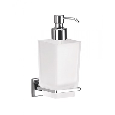Gedy Colorado Glass Soap Dispenser