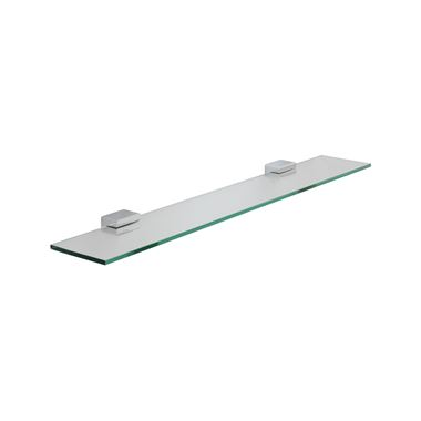 Roper Rhodes Horizon Toughened Clear Glass Shelf
