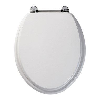 Roper Rhodes Axis Toilet Seat - White Finish