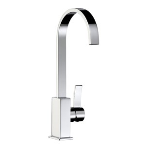 Signet Mono Sink Mixer, Chrome Plated