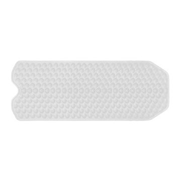 Gedy Funky Bubble Clear Non-Slip Long Bath Mat