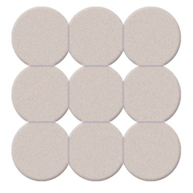 Gedy Giotto Non-Slip Shower Mat - White