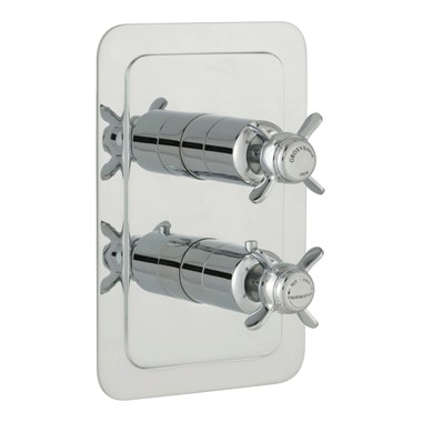 Butler & Rose Caledonia Pinch Single Outlet Concealed Shower Valve