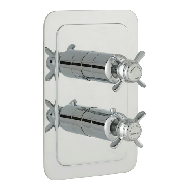 Butler & Rose Caledonia Pinch 1 Outlet Concealed Shower Valve