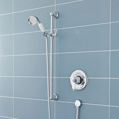 Butler & Rose Victoria Shower Slider Rail Kit