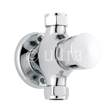 Ultra Exposed Non-Concussive Shower Valve
