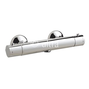Ultra Minimalist Thermostatic Bar Valve Only