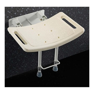 Sagittarius Wall Mounted Shower Stool (150kg)