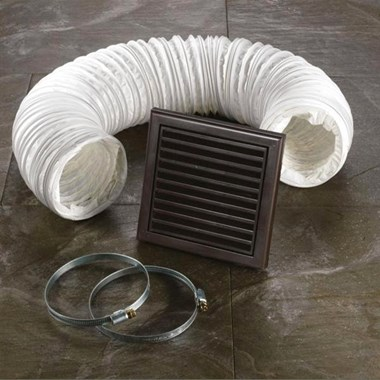 HIB Ceiling Fan Accessory Kit Brown