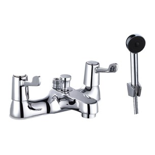 Mayfair Alpha Lever Bath Shower Mixer