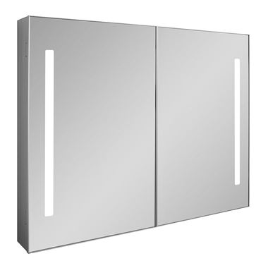 Bauhaus Allure 900 LED Mirror Cabinet