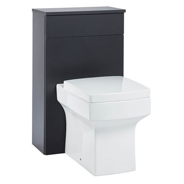Harbour Alchemy 500 WC Unit - Anthracite Grey