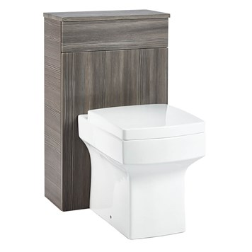 Harbour Alchemy 500 WC Unit - Avola Grey