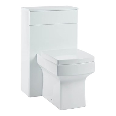 Harbour Alchemy 500 WC Unit - Gloss White