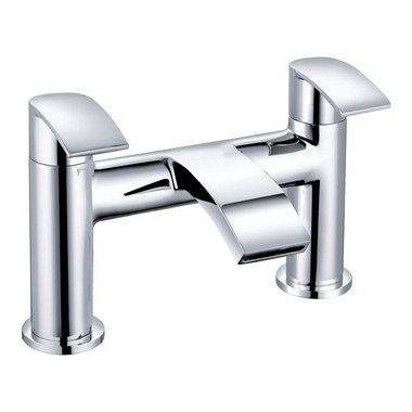 Vellamo Swift Waterfall Bath Filler