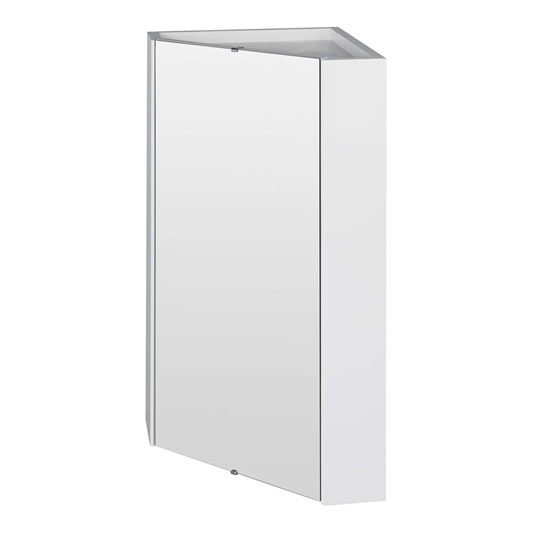 Vellamo Alpine Corner Mirror Cabinet Tap Warehouse