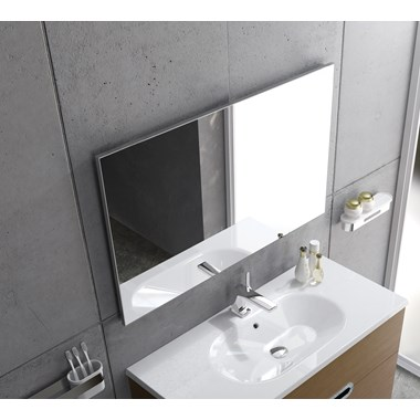 Bathroom Origins Aluglass Mirror - 800mm