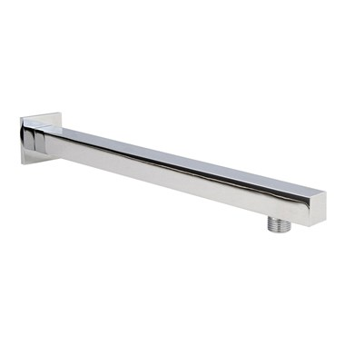 Premier Square Wall Mounted Shower Arm - 350mm