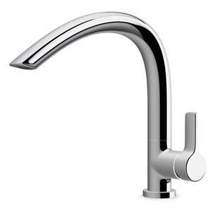 Arwa Curveprime Single Lever Mono Sink Mixer With Swivel Spout