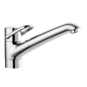 Arwa Class Single Lever Mono Sink Mixer With Swivel Spout