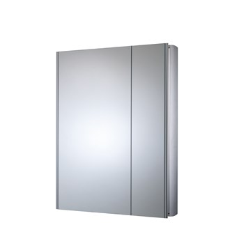 Roper Rhodes Refine Double Mirror Glass Door Cabinet