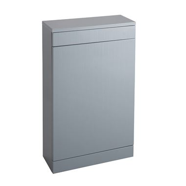 Aspire Back to Wall WC Toilet Unit - Gloss Grey