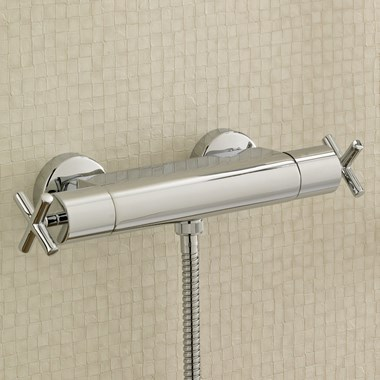 Sagittarius Avant Exposed Thermostatic Shower Valve