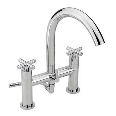 Sagittarius Avant H Type Bath Shower Mixer & Kit