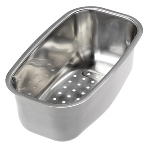 Reginox Stainless Steel Colander for Centurio 1.5 and Diplomat 1.5 Kitchen Sinks