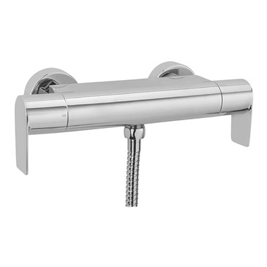 Sagittarius Bari Exposed Thermostaic Exposed Shower Valve Chrome