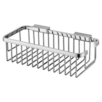 Vado Wall Mounted Large Rectangular Basket
