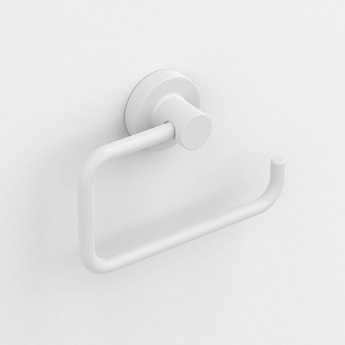 Sonia Tecno Project White Open Toilet Roll Holder - White