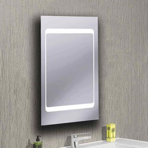 Bauhaus Linea 100 Back Lit Mirror - 1000 x 600mm