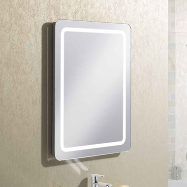Bauhaus Celeste Back Lit Mirror - 1000 x 600mm