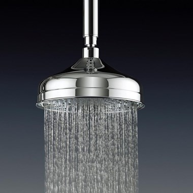 Crosswater Belgravia Traditional Shower Rose - Multiple Sizes & Finishes