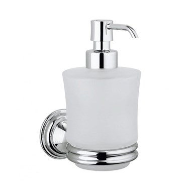 Crosswater Belgravia Wall Soap Dispenser Chrome