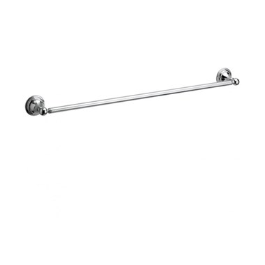 Crosswater Belgravia Single Towel Rail 60cm Chrome