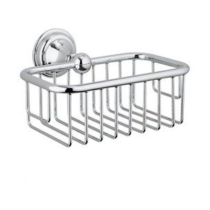 Crosswater Belgravia Shower Basket Chrome