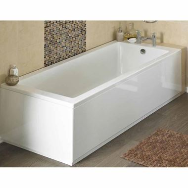 Coast Wooden Bath Panel - 1500mm
