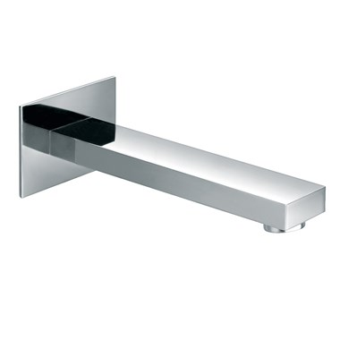 Pura Bloque Basin/Bath Wall Spout