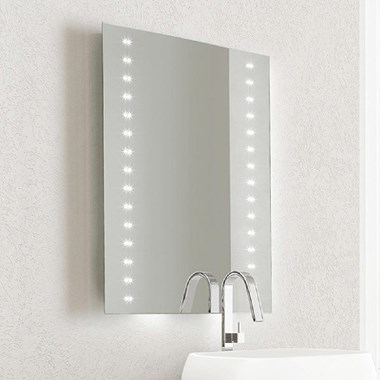 Bathroom Origins Brightstar Mirror
