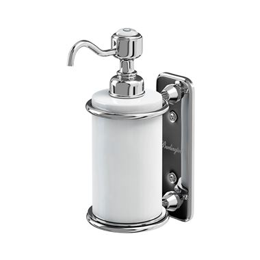 Burlington Wall Mounted Single Soap Dispenser