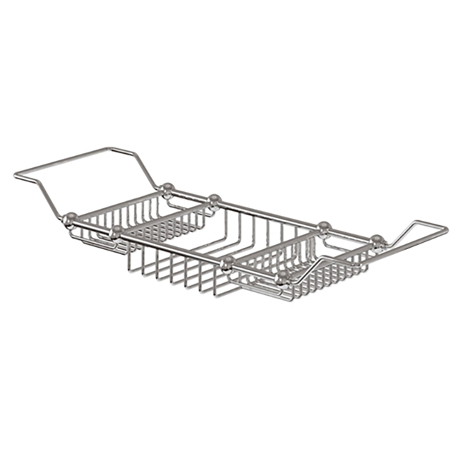 Burlington Extendable Bath Rack