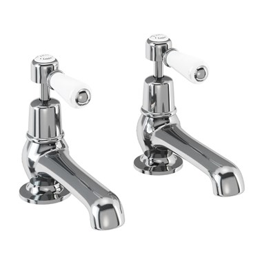 Burlington Kensington 5 Inch Basin Pillar Taps