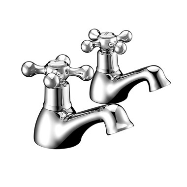 Butler & Rose Carlton Basin Taps Pair