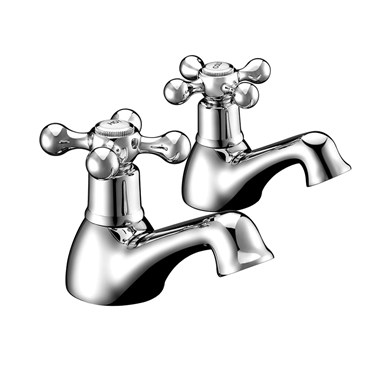 Butler & Rose Carlton Bath Taps Pair
