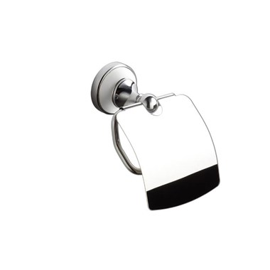 Butler & Rose Catherine Covered Toilet Roll Holder